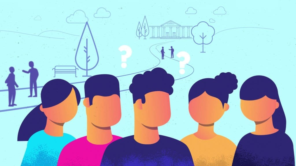 Teen educational animated videos for Rethink Ed